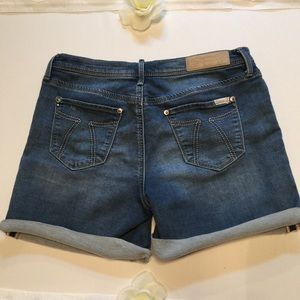 Seven7 short jean cuffed sexy relaxed